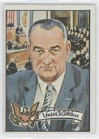 Lyndon B. Johnson [Good to VG‑EX]