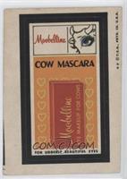 Moobelline Cow Mascara [GoodtoVG‑EX]