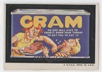 Cram [GoodtoVG‑EX]