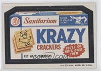 Krazy Crackers