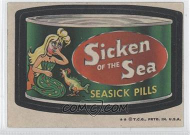 1973-74 Topps Wacky Packages Series 5 #N/A - [Missing]