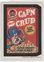 Cap'n Crud [Poor]