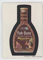 Fish-Bone Dressing