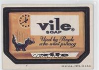 Vile Soap