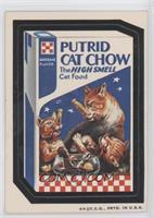 Putrid Cat Chow