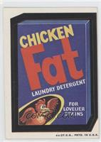 Chicken Fat