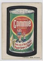 Commie Cleanser