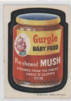 Gurgle Baby Food [GoodtoVG‑EX]