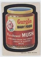 Gurgle Baby Food