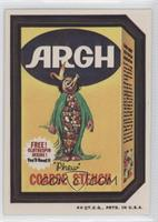 Argh Coarse Stench