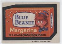Blue Beanie Margarine