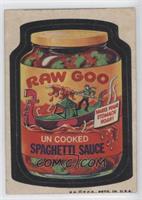 Raw Goo