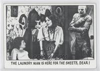 The Laundry Man Is Here For The Sheets, Dear! [GoodtoVG‑EX]
