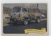 Seymour's Pop-Up Van