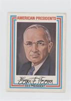 Harry S. Truman [Good to VG‑EX]