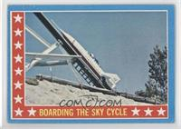 Boarding the Sky Cycle [Good to VG‑EX]