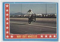 Way Out Wheelie [Good to VG‑EX]