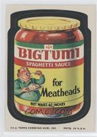 Bigtumi Spaghetti Sauce