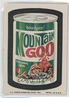 Mountain Goo [Poor to Fair]