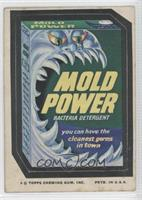 Mold Power [Good to VG‑EX]
