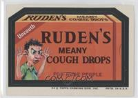 Ruden's Meany Cough Drops