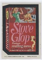 Stove Glop