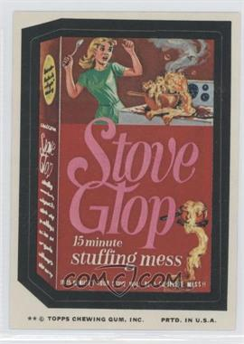 1974 Topps Wacky Packages Series 10 #N/A - Stove Glop