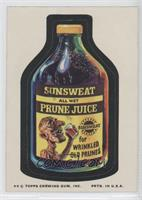 Sunsweat Prune Juce