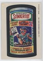 Stinkertoy [Good to VG‑EX]