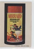 Airraid Deoderant