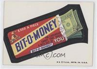 Bit-O-Money