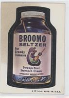 Broomo Seltzer