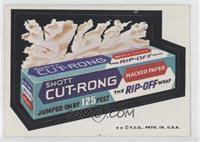 Cut-Rong