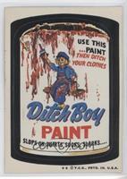 Ditchboy Paint