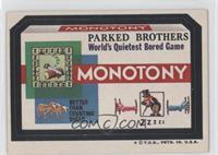 Monotony