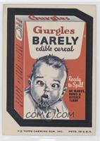 Gurgles