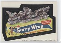 Sorry Wrap [GoodtoVG‑EX]