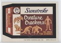 Sunstroke Creature Crackers