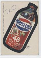 Burpsi-Cola [PoortoFair]