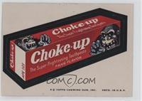 Choke-Up