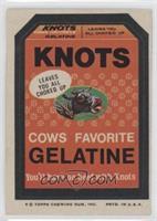 Knots Gelatine
