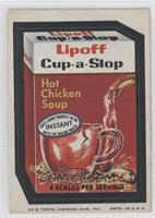 Lipoff Cup-a-Slop [GoodtoVG‑EX]