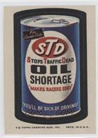 STD Oil Shortage