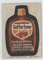 Suffertone [PoortoFair]