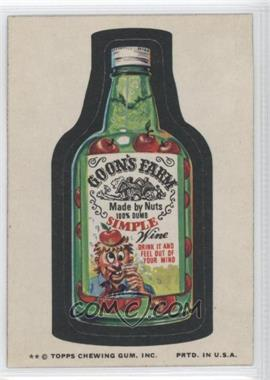 1974 Topps Wacky Packages Series 9 #9 - Goon's Farm