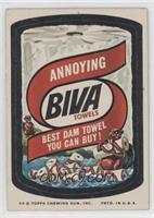 Biva Towels [GoodtoVG‑EX]