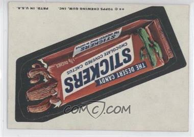 1974 Topps Wacky Packages Series 9 #N/A - Stickers