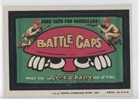 Battle Caps