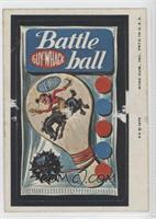 Battle Ball [Good to VG‑EX]
