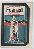 Fearasil [Good to VG‑EX]